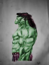 The Hulk - Digital Rework by 2und2sind4