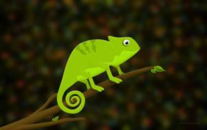 Chameleon Night by hotamr