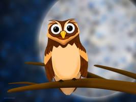O the Owl 1920x1440 by hotamr