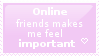 Online friends stamp.. again by Suyy