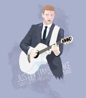 Justin Timberlake vector by helenamilena