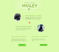 Vamos salvar o Marley by helenamilena