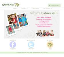 Green Kids by helenamilena