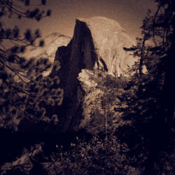 untitled (half dome pictorial) by filmnoirphotos