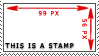 This is a stamp by Bourbons3