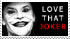 Joker stamp by Bourbons3