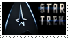 Star Trek stamp by Bourbons3