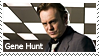 Gene Hunt stamp by Bourbons3