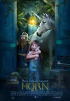 Horn Movie Poster by JoeDiamondD