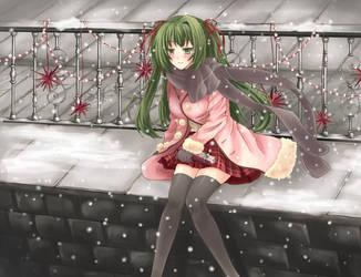 SS - Wintery Meloncholy by MizusawaMisuzu