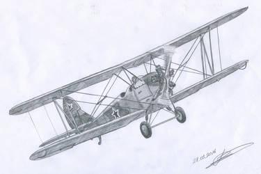 U-2 (Po-2) by GrafDeWolfGuN