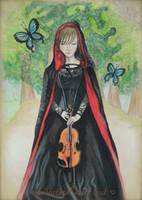 Lindsey Stirling by VictoriaThorpe
