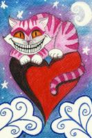 Cheshire Cat by VictoriaThorpe