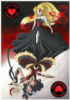 Queen of Hearts Collaboration Project by VictoriaThorpe