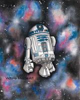 R2-D2 by VictoriaThorpe