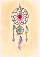 Dreamcatcher by VictoriaThorpe