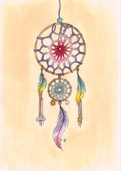 Dreamcatcher by VictoriaThorpe