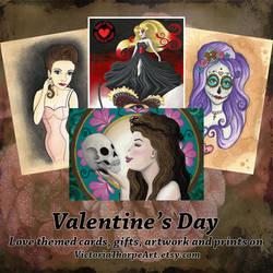 Valentine's Day! by VictoriaThorpe