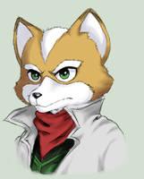 Fox by icha-icha