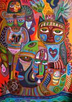 fiesta of our hearts by arturasrozkovas