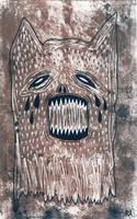 Crying  Ghost by arturasrozkovas