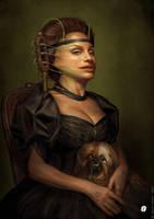 Baroness Frankenstein by DavidGaillet
