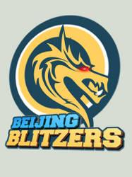 Beijing Blitzers logo by mukundnadkarni