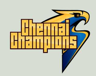 Chennai Champions Lo by mukundnadkarni