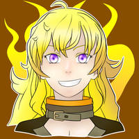 Yang Xiao Long Fan Art by paolotorres023