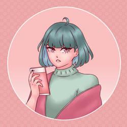 [#Drawthisinyourstyle] Takoyanii by FrozenDiamond267