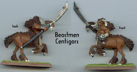 Centigor Miniature by Magelet