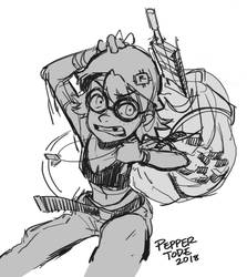 Tactical Mechanic Mo (tone) by PEPPERTODE
