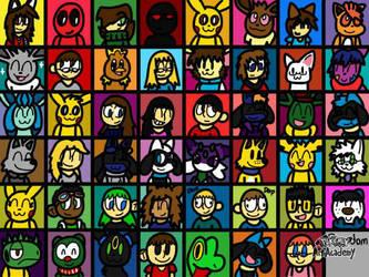 Smash Bros. 4 Parody by RioluFan1987