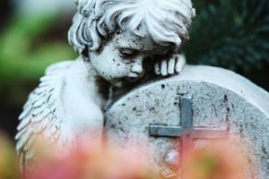Nordfriedhof 01 by MerlaMerula