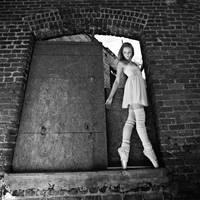 Dancer's Window by skinnyknees123
