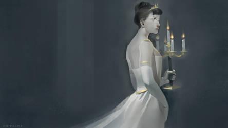 Marie-Elizabeth by CBedford