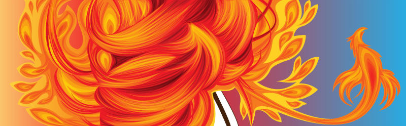 Phoenix by lilvdzwan