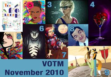 VOTM november 2010 by lilvdzwan