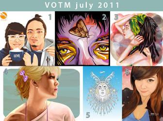 VOTM July 2011 by lilvdzwan