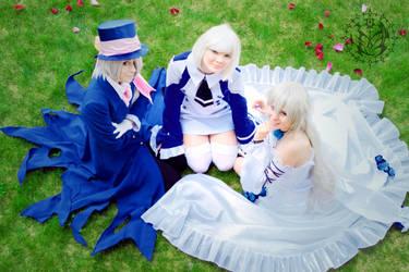 Pandora Hearts by Switch-696
