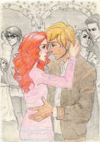 the seelie court kiss by Dinoralp