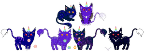 Unicat Breeding: SereneXAtara - CLOSED by Aristanova