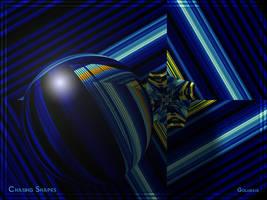 Chasing Shapes by Golubaja