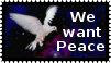 stamp for peace by kailor