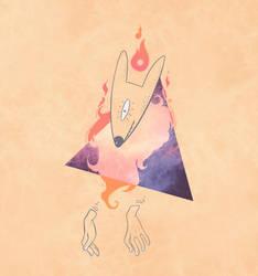 Space Fox by Girl-Yo-Yo