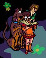 DSC - Scooby Doobers by animatrix1490