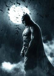 Batman by Richard Williams by MrWills