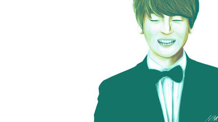 Eternal Smile 1920 x 1080 by takewantwo