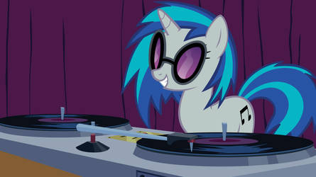 DJ PON3 by DoctrineDesigns