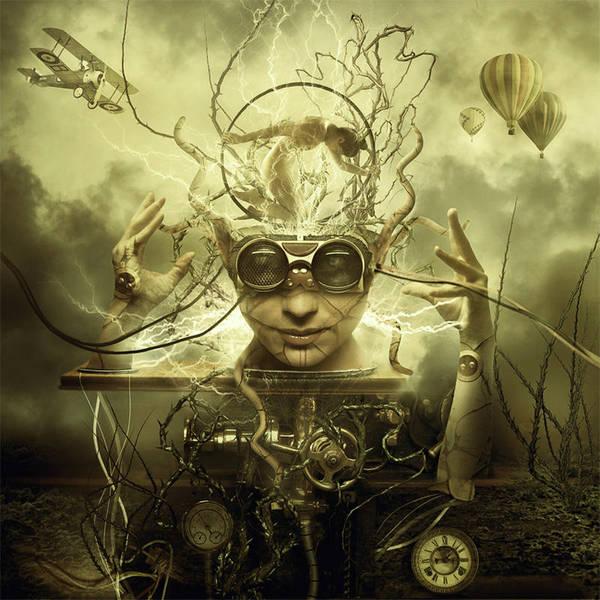 The imaginarium: Born in mind by AmandineVanRay